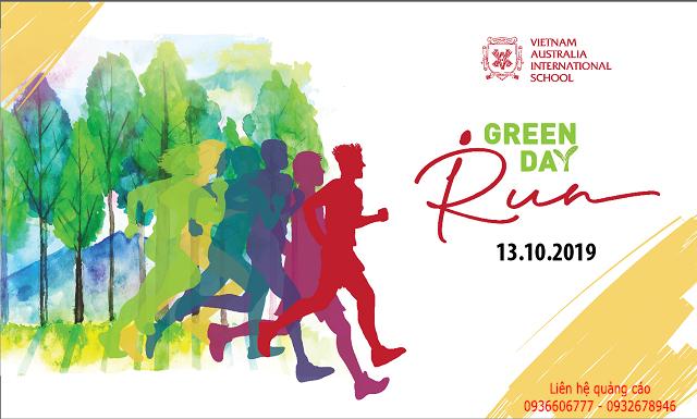 """Cùng chạy bộ gây quỹ trồng 2.000 cây xanh tại Cần Giờ với """"Vas Green Day Run"""""""