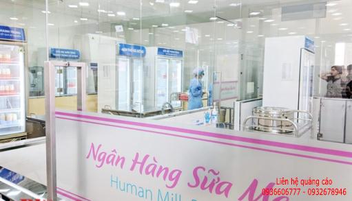 Khai trương Ngân hàng sữa mẹ tại Bệnh viện Từ Dũ, TP.HCM