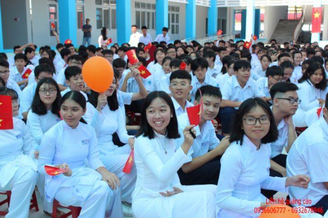 Học sinh TP.HCM tựu trường từ ngày 19/8/2019