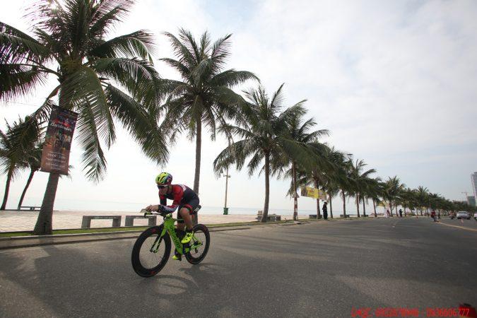 Đà Nẵng tổ chức giải đua Techcombank Ironman 70.3 Việt Nam 2018