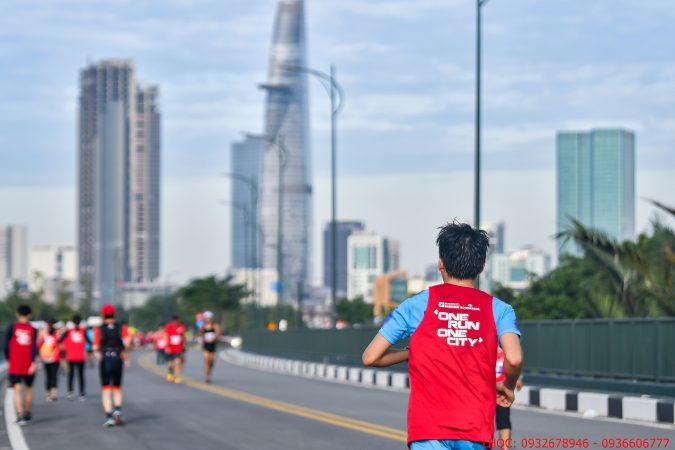 Đang mở cổng đăng ký giải Marathon Quốc tế TP.HCM Techcombank 2018