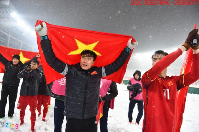 U23 Việt Nam – niềm cảm hứng lớn hơn cả chiến công