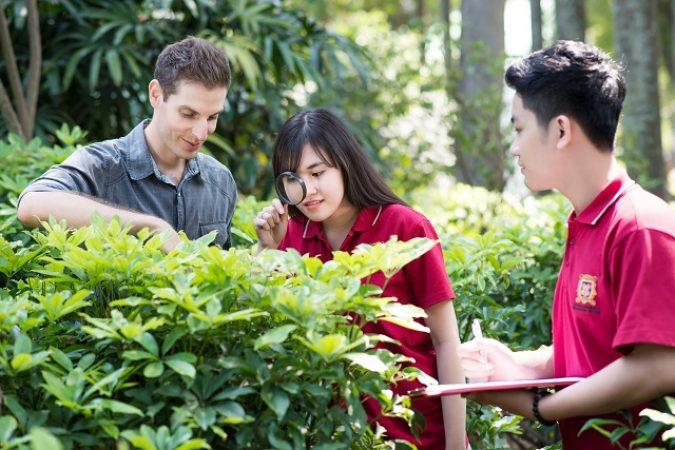 """Hơn 20.000 phụ huynh, học sinh, giáo viên, nhân viên cùng tham gia dự án """"Năm học Xanh"""" của VAS"""
