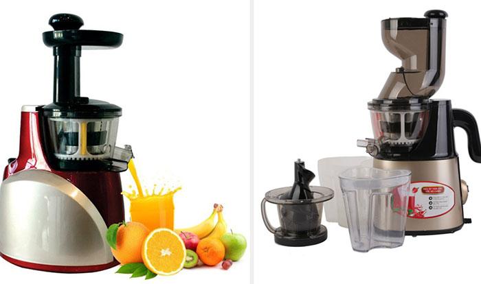 Khi mua máy ép trái cây bạn nên biết 3 loại nay