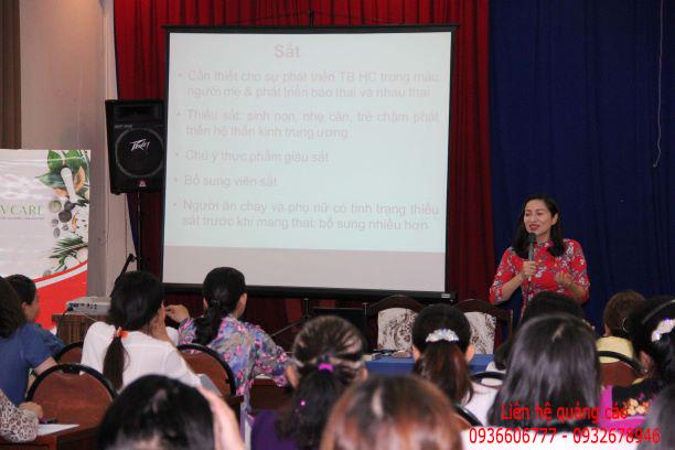 """Hội quán Các bà mẹ & S.Vcare khởi động hành trình thai giáo và truyền thông """"Hạn chế hóa chất trong nuôi con và chăm sóc gia đình"""""""