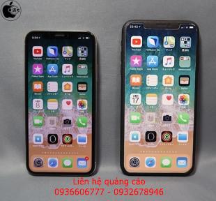 iPhone X Plus lộ diện, kích thước bằng 8 Plus