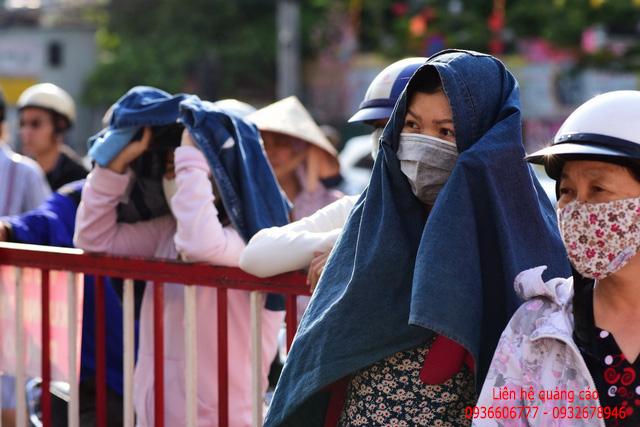 TP.HCM nắng nóng với bức xạ tia UV mức rất cao, có thể gây bỏng da