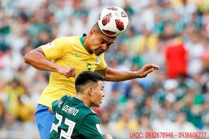 5 lý do để tin Brazil sẽ vô địch World Cup 2018