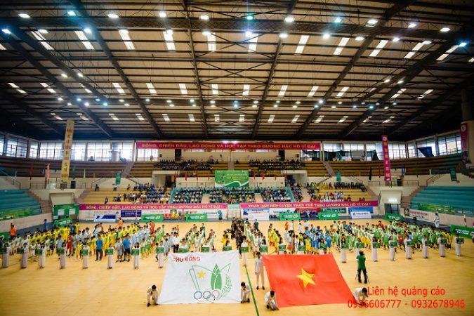 Chung kết giải bóng đá Hội khỏe Phù Đổng học sinh tiểu học và THCS toàn quốc Cúp Milo – năm 2019 tại Đồng Tháp