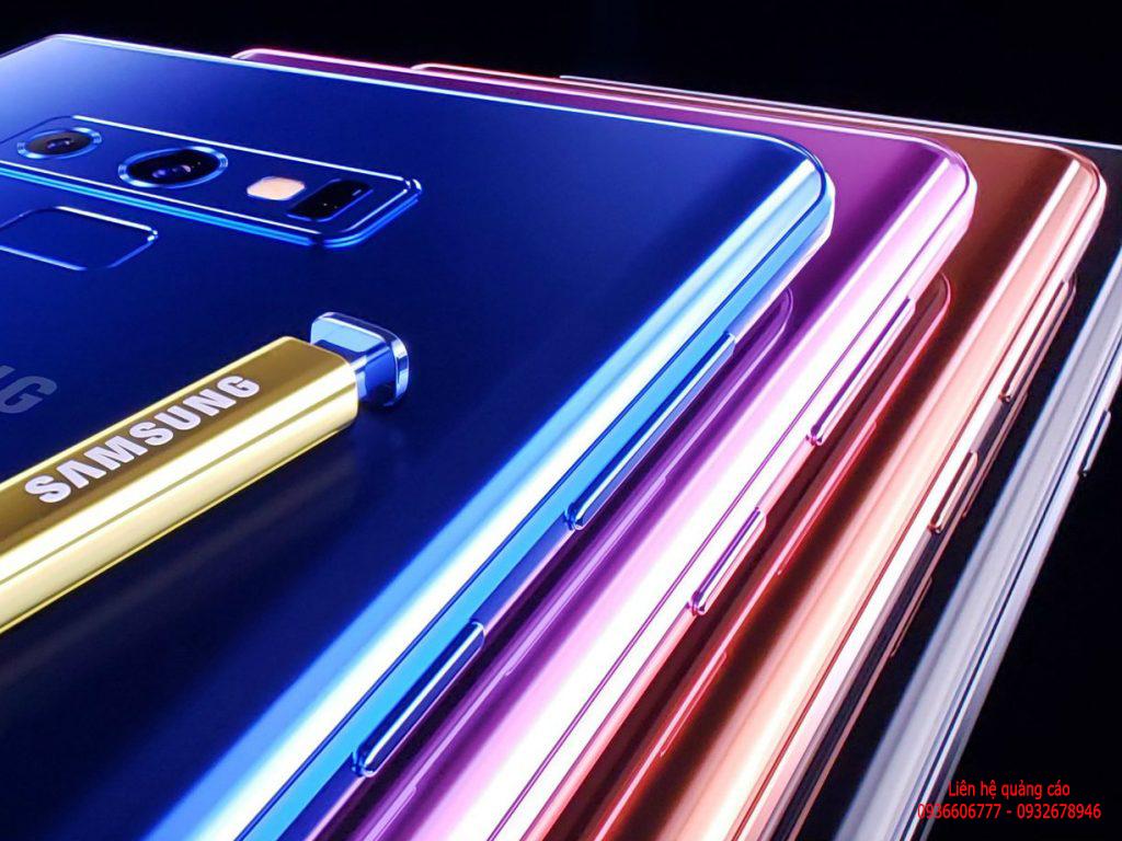 Samsung trình làng Galaxy Note9 giá 1.000 USD