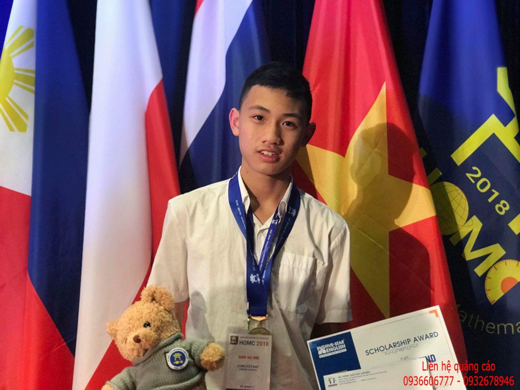 Đặng Hải Anh – Một học sinh ưu tú của thủ đô Hà Nội