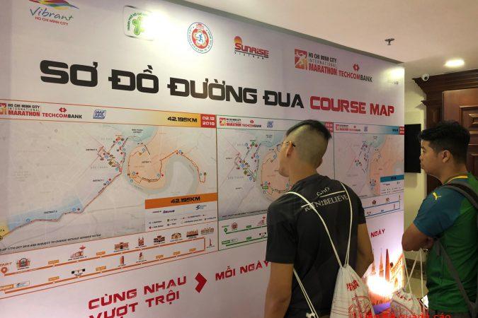TP HCM tổ chức giải Marathon Quốc tế Techcombank lần 2