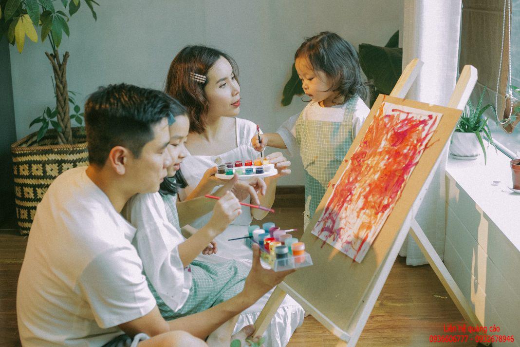 """Lưu Hương Giang giúp con """"Chơi mà học, học mà chơi"""" để giỏi toán"""