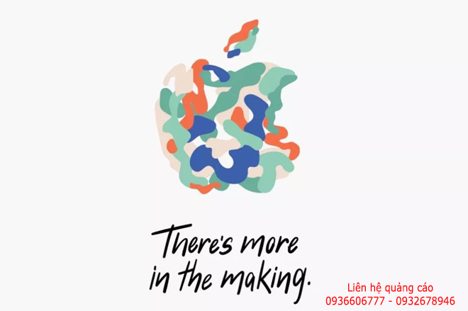 Apple sẽ ra mắt iPad Pro và máy Mac mới ngày 30/10