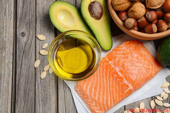 Vai trò của Omega-3 đối với sức khỏe