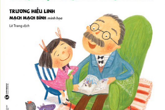 Sách cho con: Bộ ehon Cùng bé lớn khôn