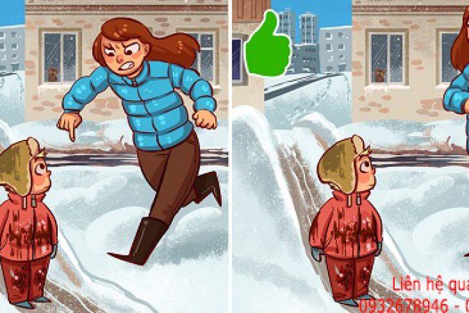 Cách phạt không làm tổn thương lòng tự trọng của trẻ