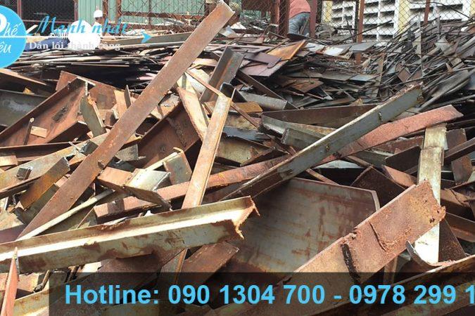 Thu mua phế liệu sắt giá cao tại Tphcm
