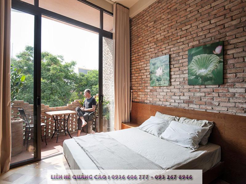 Nhà Sài Gòn lên mỗi tầng như đidu lịchnước khác