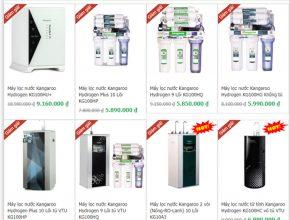 Săn sale cuối tuần – Các thương hiệu đồ gia dụng đồng loạt giảm giá