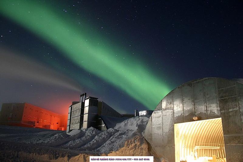 Bắc Cực quang lừng danh