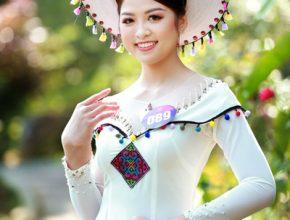 Hàm Hương – Người đẹp xứ Mường 2019
