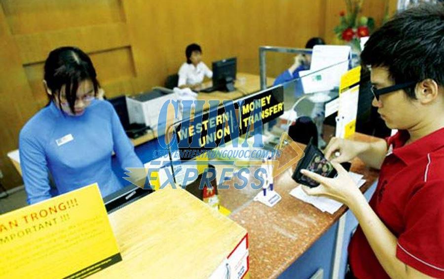 Chuyển tiền trung quốc và thanh toán hộ Alipay
