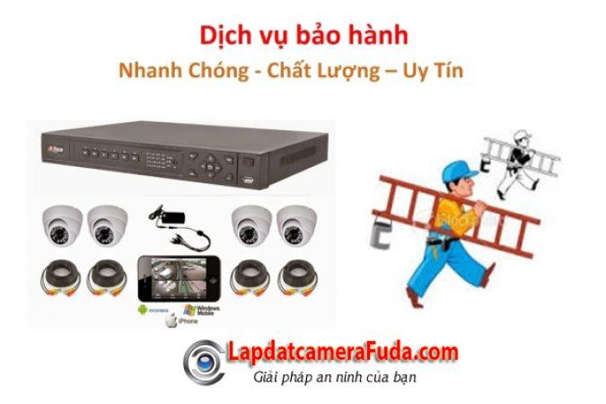 Giá lắp đặt camera quận Phú Nhuận trọn gói giá rẻ
