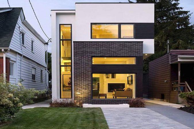 Những mẫu nhà 2 tầng đẹp cho gia đình đông người ở thoải mái