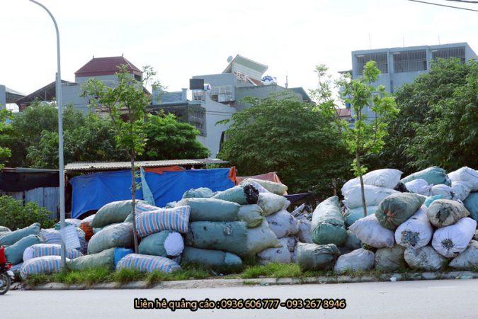 Mặt trái hệ lụy của việc tái chế phế liệu