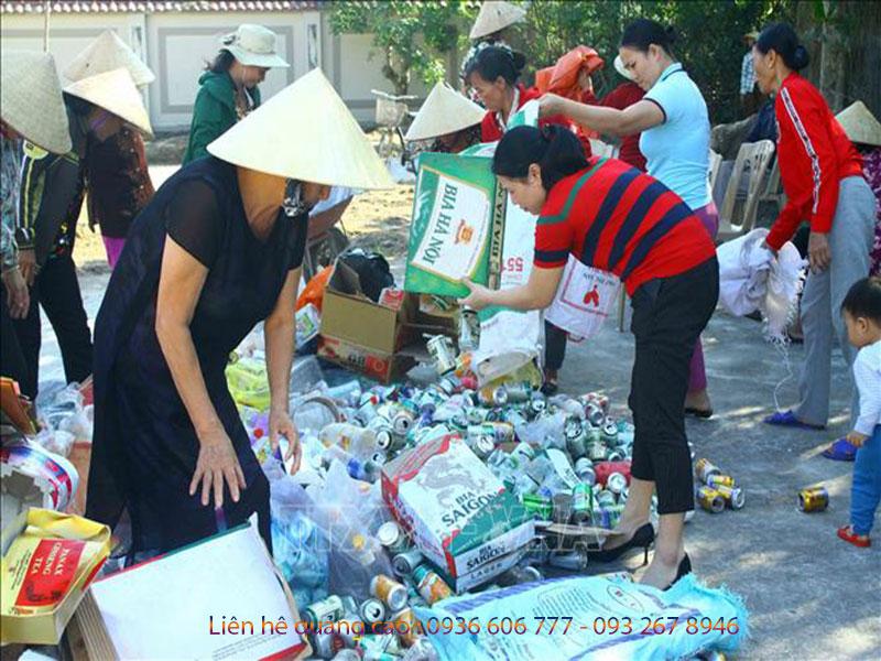 Độc đáo mô hình 'Biến rác thải thành thẻ BHYT' tại Nghệ An| Mô hình thu hút và ý nghĩa