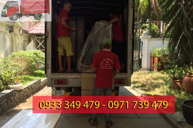 Kinh nghiệm khi thuê Taxi Tải chuyển nhà giá rẻ ở TPHCM – Chuyển nhà Thành Hưng