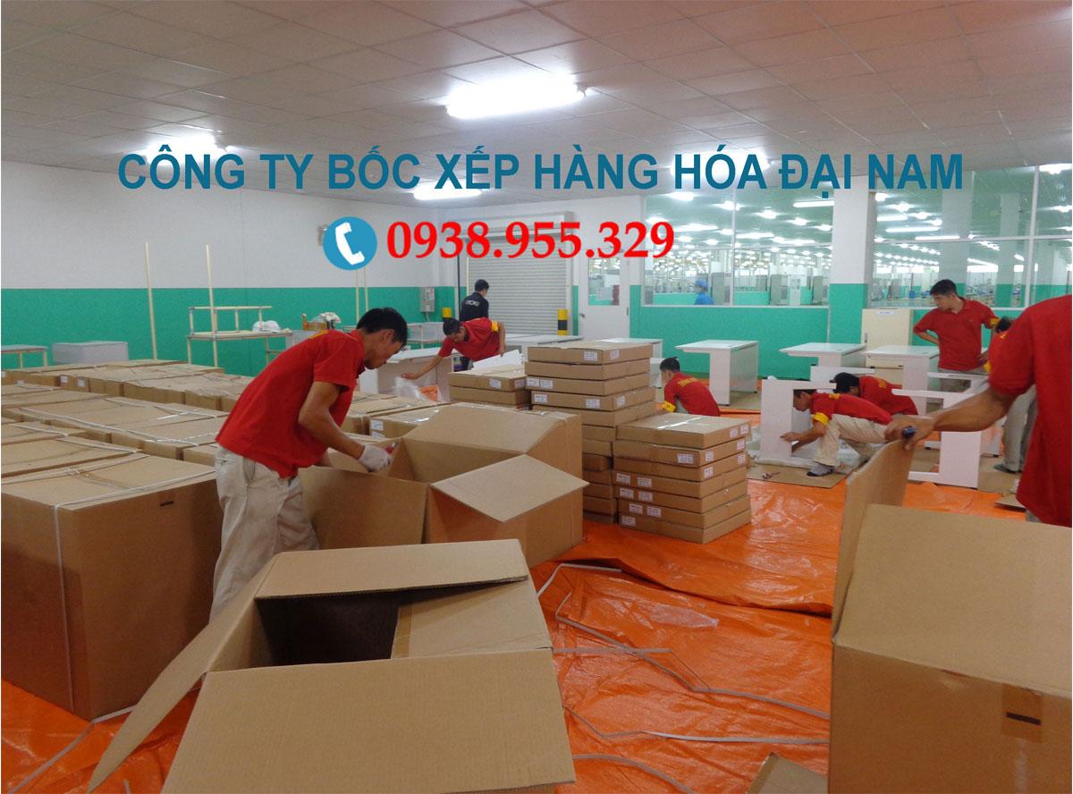 Dịch vụ kiểm đếm hàng hóa