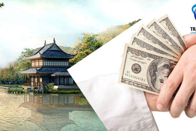 Chuyển tiền Trung Quốc giá rẻ TrangNguyen