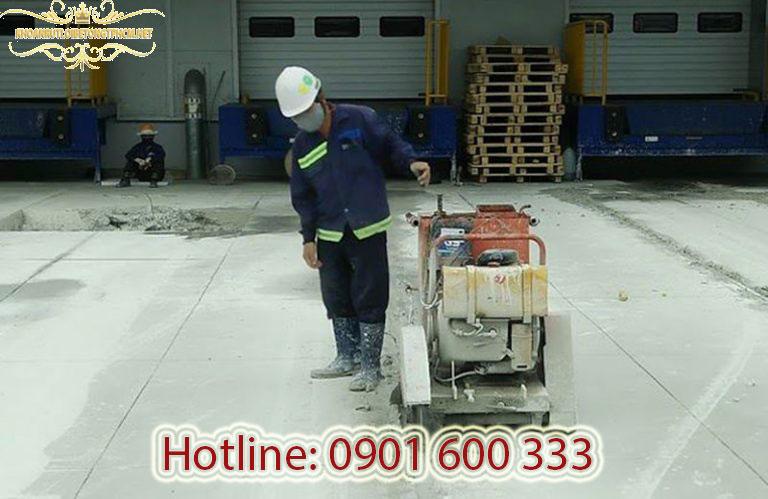 Dịch vụ Khoan cắt bê tông tại Bình Dương