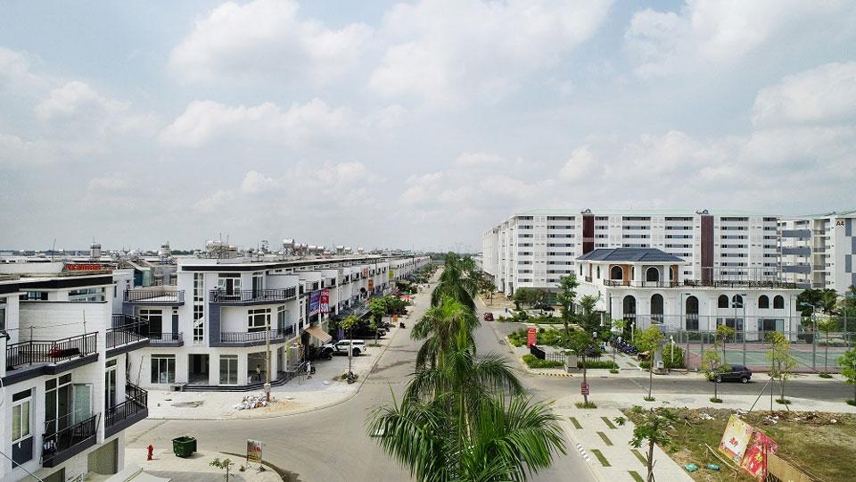 Biệt thự sân vườn – Dự án Phúc An City chỉ từ 875 triệu