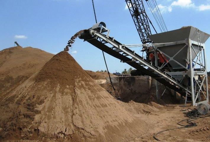 Bảng báo giá cát xây dựng giá rẻ mới nhất tại Tphcm năm 2020