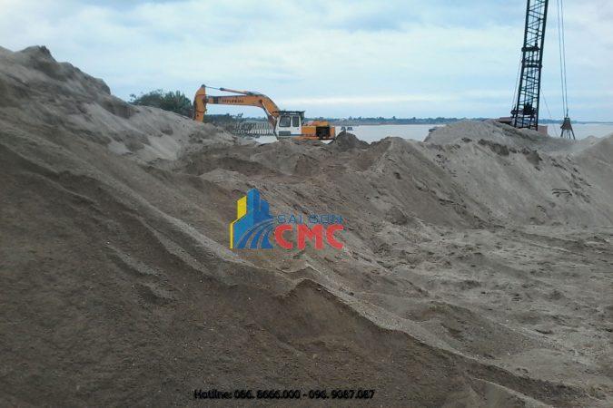 Bảng báo giá cát san lấp cung cấp cho quý khách hàng tham khảo