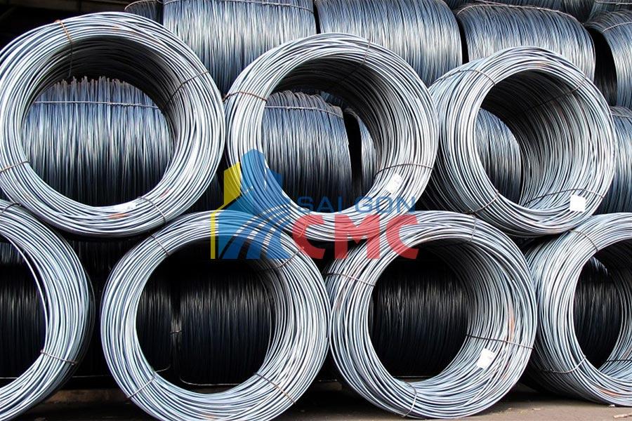 Công ty Sài Gòn CMC sắt thép xây dựng tại các quận huyện TPHCM