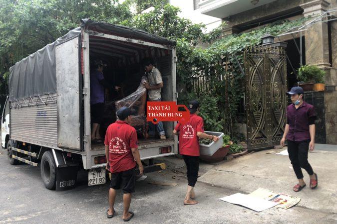 Dịch vụ chuyển nhà chất lượng cao