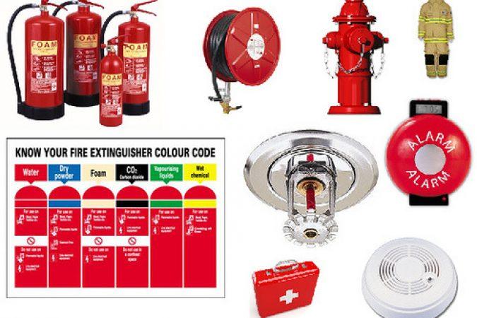 Lắp hệ thống chữa cháy nhằm giảm thiểu tối đa thiệt hại khi xảy ra hỏa hoạn