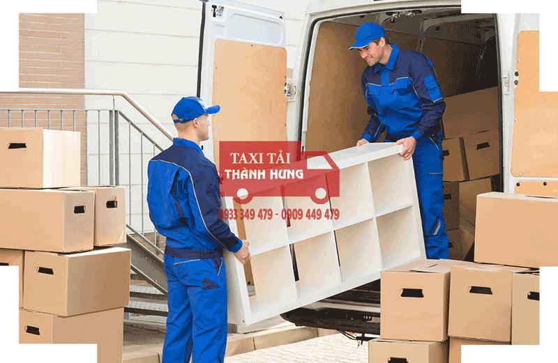 Lợi ích của dịch vụ chuyển nhà quận 3