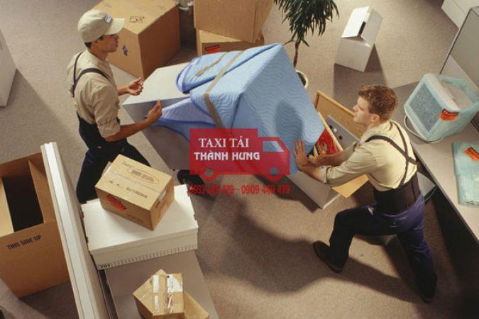 Dịch vụ chuyển nhà quận 8