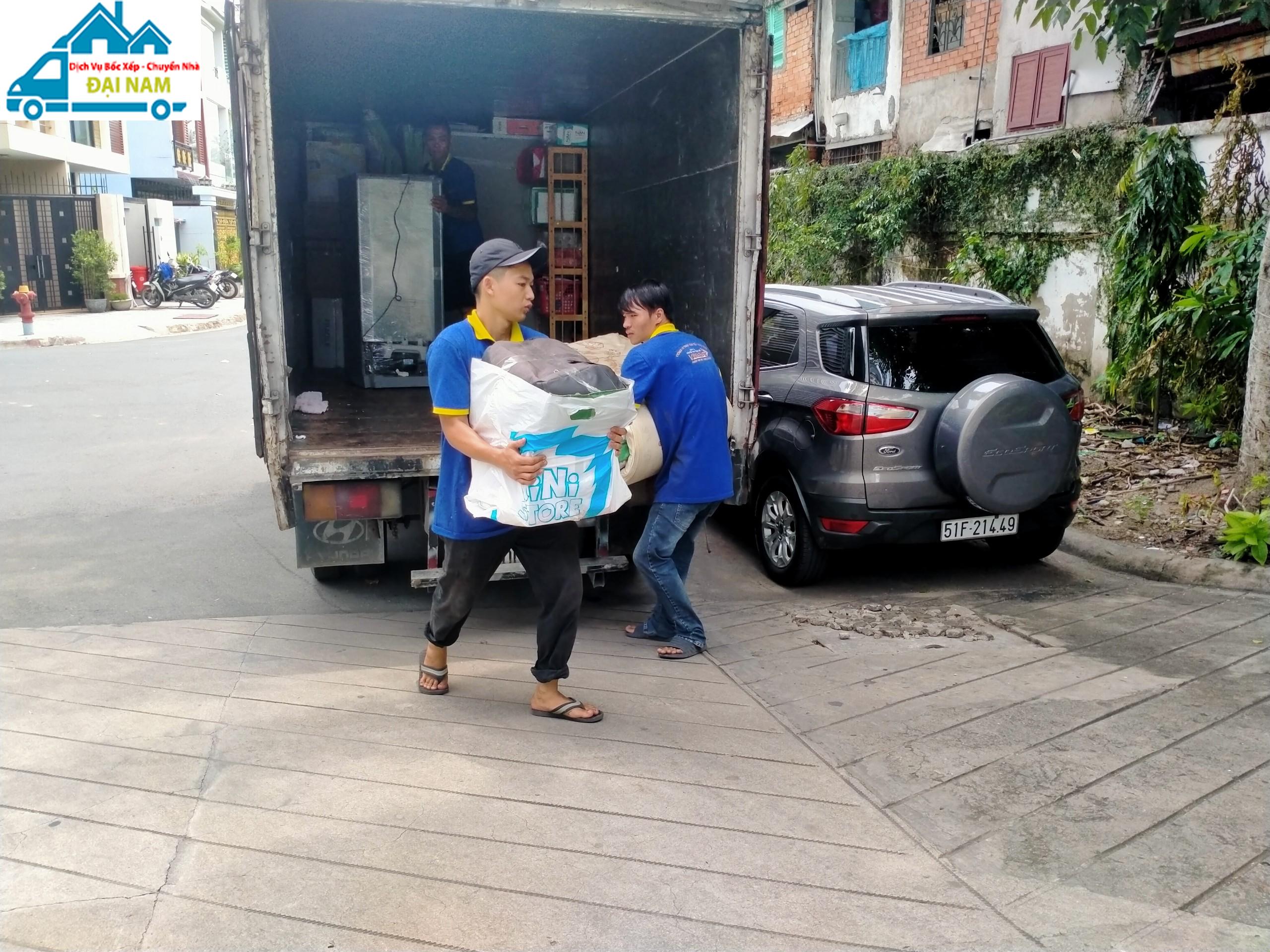 Dịch vụ chuyển nhà quận 10 giá rẻ nhất, nhanh chóng tại Tphcm