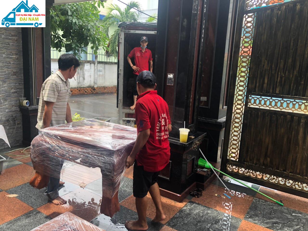 Dịch vụ chuyển nhà quận 11 giá rẻ nhất, nhanh chóng tại Tphcm