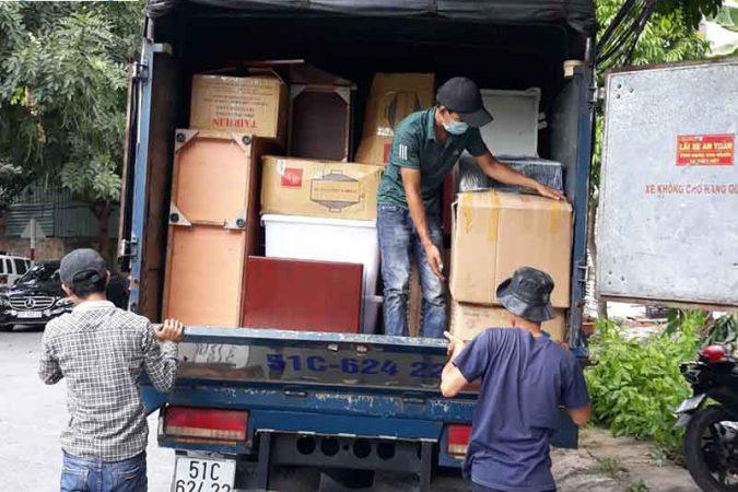 Dịch vụ chuyển nhà quận 7 giá rẻ nhất, nhanh chóng tại Tphcm