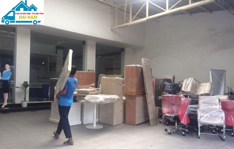 Dịch vụ chuyển nhà quận 8 giá rẻ nhất, nhanh chóng tại Tphcm