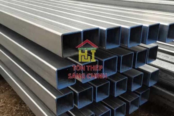 Đơn giá thép hộp 100×200 sắt hộp 100×200