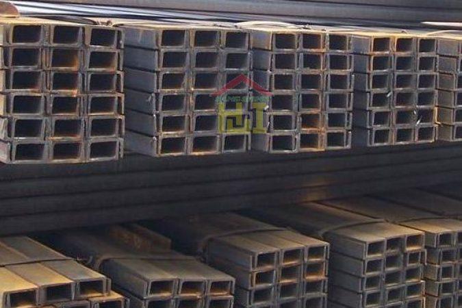 Cung cấp giá thép hình U160x62